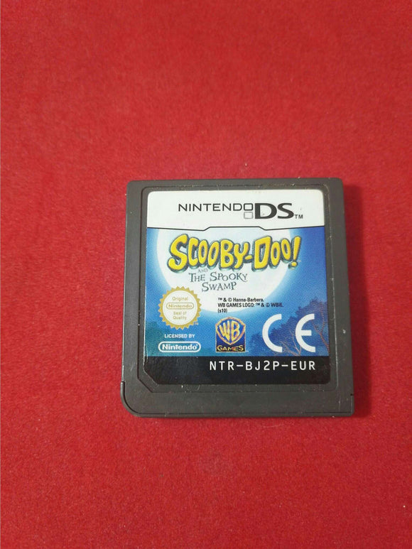 Scooby Doo and the Spooky Swamp Nintendo DS Game Cartridge Only
