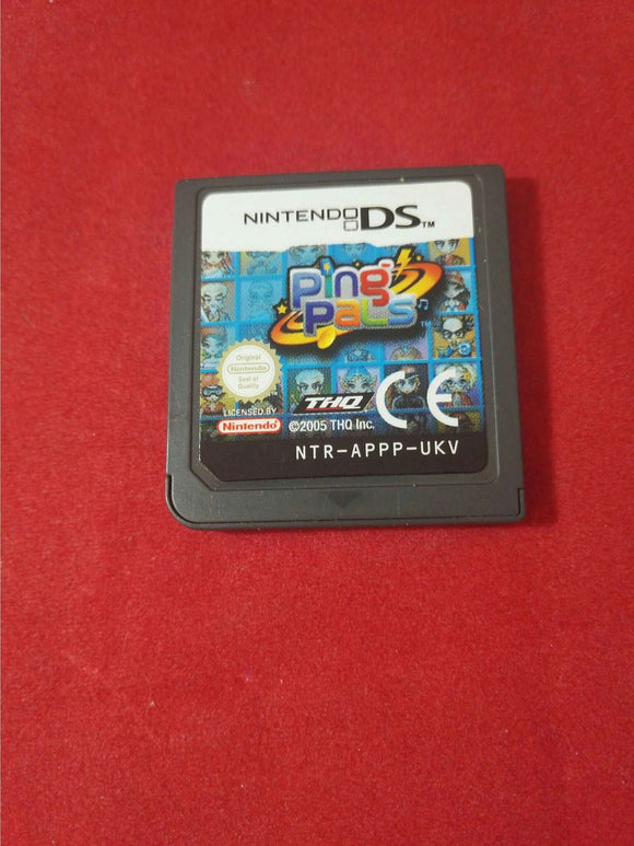 Ping Pals Nintendo DS Game Cartridge Only