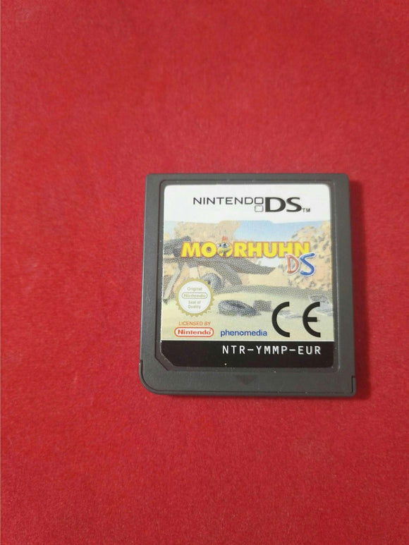 Moorhuhn DS Nintendo DS Game Cartridge Only