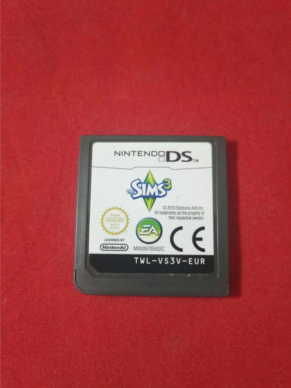 Sims 3 Nintendo DS Game Cartridge Only
