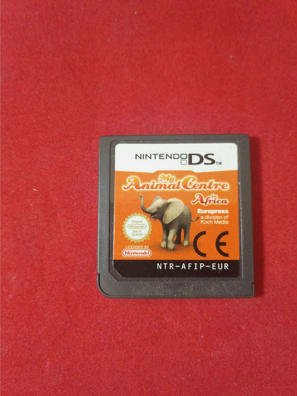 My Animal Centre in Africa Nintendo DS Game Cartridge Only