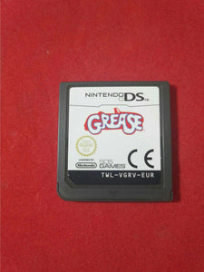 Grease Nintendo DS Game Cartridge Only