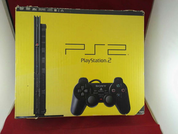Boxed Slim Sony Playstation 2 (PS2) Console SCPH 79003