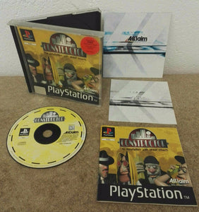 Constructor Sony PlayStation 1 (PS1)