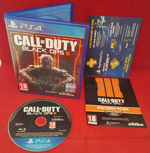 Call of Duty Black Ops III Sony Playstation 4 (PS4) Game