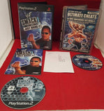 WWF Smackdown Just Bring it with Ultimate Cheats for Just Bring it Sony Playstation 2 (PS2) Game