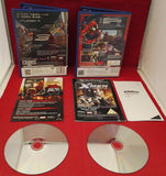 Spider-Man 3 & Ultimate Spider-Man Sony Playstation 2 (PS2) Game Bundle