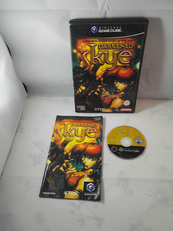 Darkened Skye (Nintendo Gamecube) game