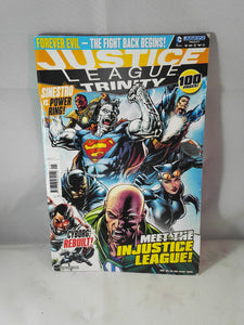 Justice League Trinity DC Universe 100 page Comic