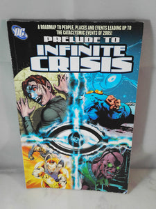 Prelude to Infinite Crisis DC Comic