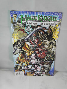 Mage Knight Stolen Destiny Wizkids Comic