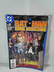 BatMan Dark Detective DC Comic