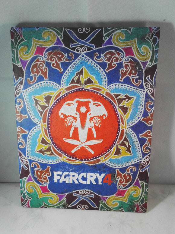 Farcry 4 Collectors Edition Guide Book (PS4, Xbox One) Accessory