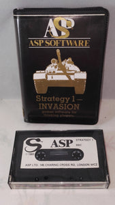 Strategy 1 - Invasion (BBC B) game
