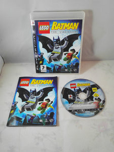 Lego Batman The Video game PS3 (Sony Playstation 3) game