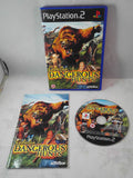 Cabela's Dangerous Hunts PS2 (Sony Playstation 2) game