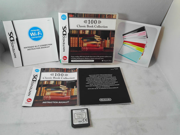 100 Classic book collection (Nintendo DS) game