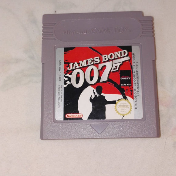 James Bond 007 (Nintendo Gameboy) Game