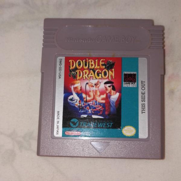 Double Dragon II (Nintendo Gameboy) Game