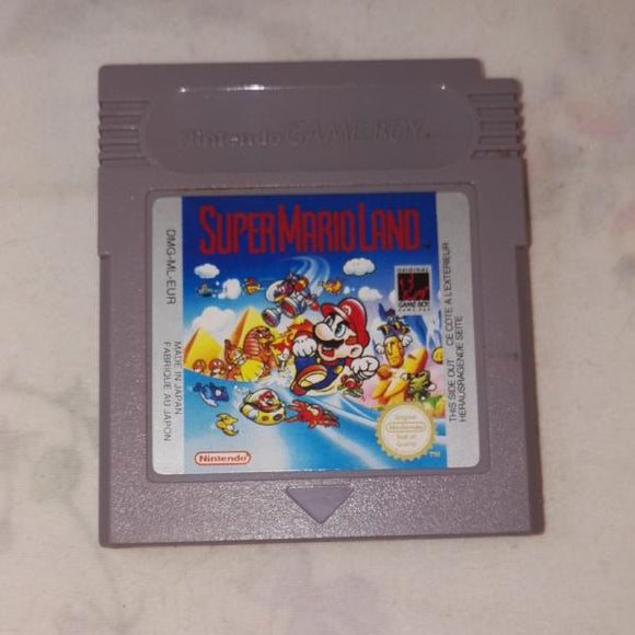 Super Mario Land (Nintendo Gameboy) Game
