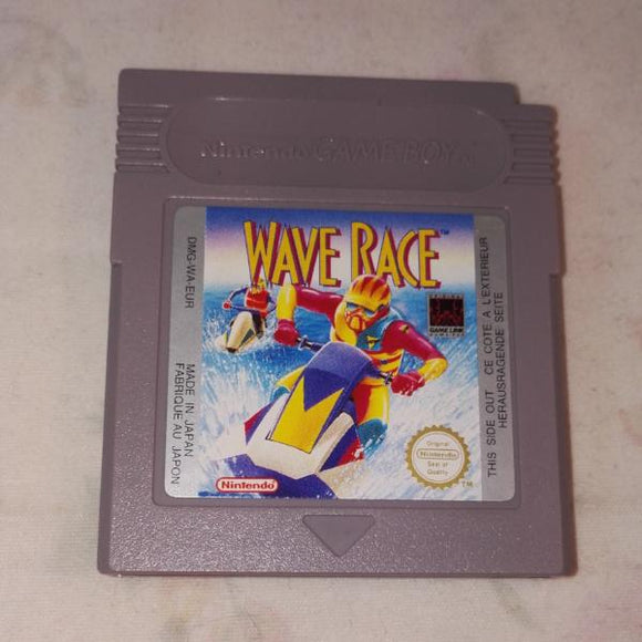 Wave Race (Nintendo Gameboy) Game