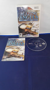 Blazing Angels: Squadrons of WWII Nintendo Wii Game