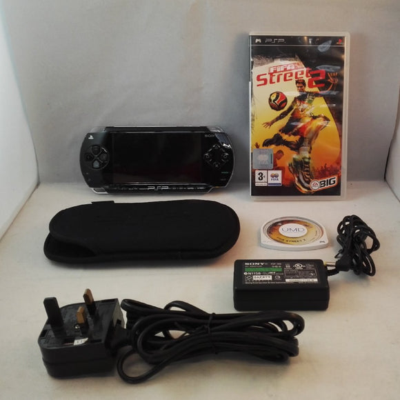 Sony Playstation Portable Handheld console plus Fifa street 2