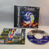 Nights into Dreams Sega Saturn game