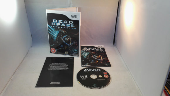 Dead Space Extraction (Nintendo Wii) game
