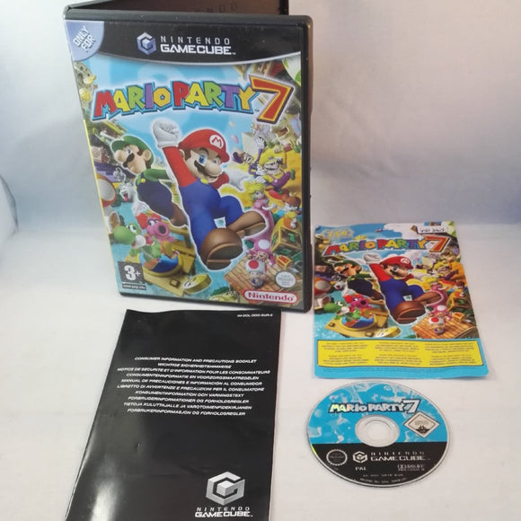 Mario Party 7 (Nintendo GameCube, 2005)