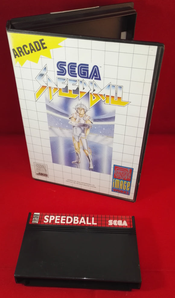Speedball (Sega Master System) Game