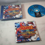 Marvel vs Capcom Clash of Super Heroes (Sega Dreamcast) Game