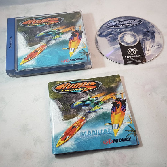 Hydro Thunder (Sega Dreamcast) Game