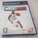 Brand New and Sealed NBA 2K8 Sony Playstation 2 (PS2) Game