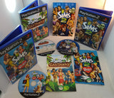 The Sims 2 Sony Playstation 2 (PS2) Game Bundle