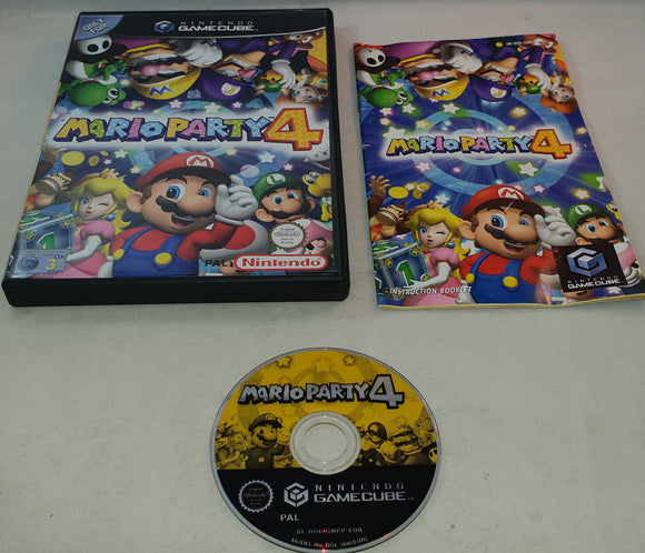 Mario Party 4 Nintendo GameCube Game