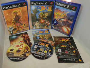 Jak x3 Sony Playstation 2 (PS2) Game Bundle