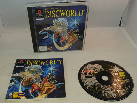 Discworld Sony Playstation 1 (PS1) Game