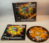 The Unholy War Sony Playstation 1 (PS1) Rare Game