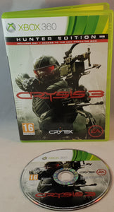 Crysis 3 Hunter Edition Microsoft Xbox 360 Game