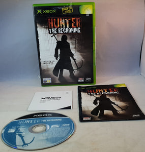Hunter the Reckoning Microsoft Xbox Game
