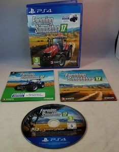 Farming Simulator 17 Sony Playstation 4 (PS4) Game