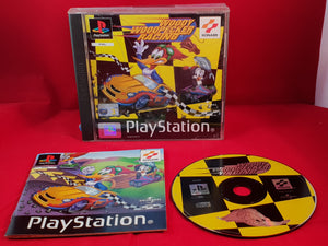 Woody Woodpecker Racing Sony Playstation 1 (PS1) Game