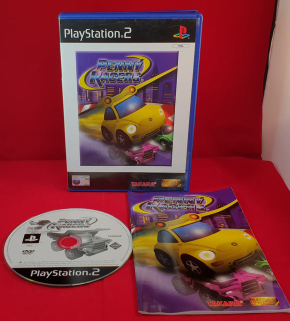 Penny Racers Sony Playstation 2 (PS2) Game