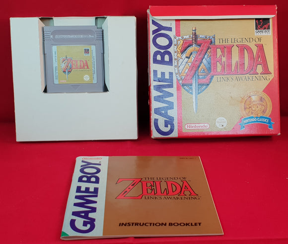 The Legend of Zelda Links Awakening Nintendo Game Boy Game
