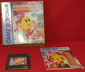Ms Pac-Man Nintendo Game Boy Color Game