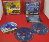 G-Police & G-Police Weapons of Justice Sony Playstation 1 (PS1) Game Bundle