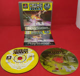 Crime Killer Sony Playstation 1 (PS1) Game