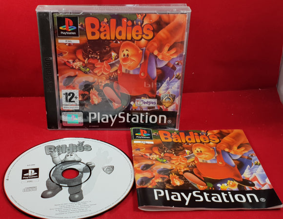 Baldies Sony Playstation 1 (PS1) Game