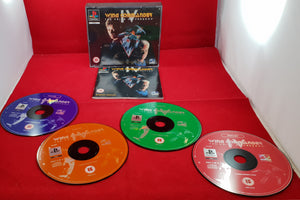Wing Commander IV Sony Playstation 1 (PS1) Game